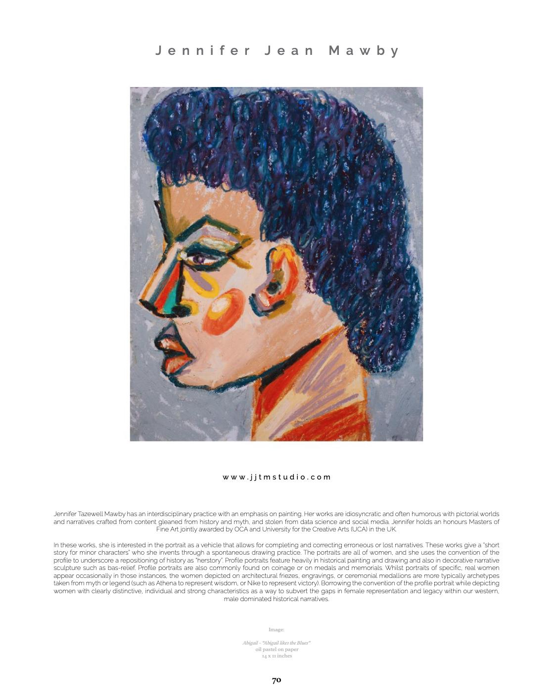 Art Maze Magazine, Issue 22